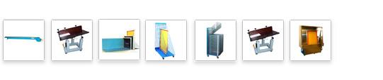 Hochwertiges Siebdruck Equipment