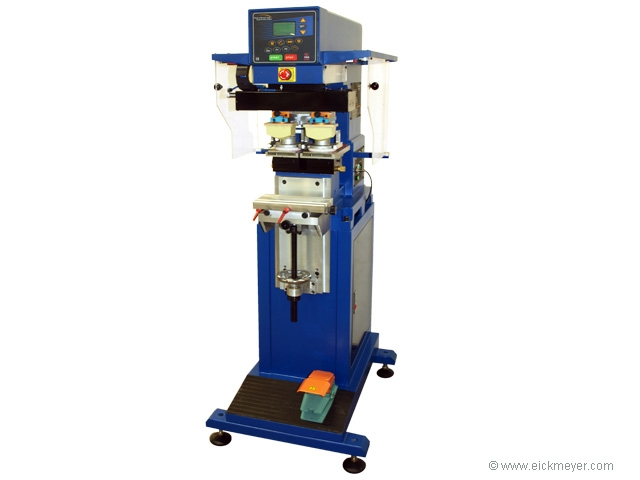 Pad Printing Machine TIC 203SCDEL | Siebdruck-Service Eickmeyer